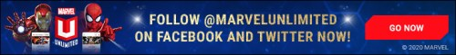 Follow @MarvelUnlimited