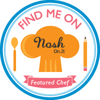 My featured recipes on NoshOnIt