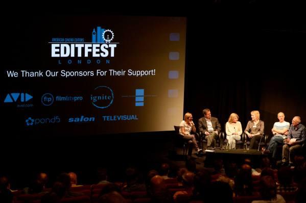 Edit Fest London 2014