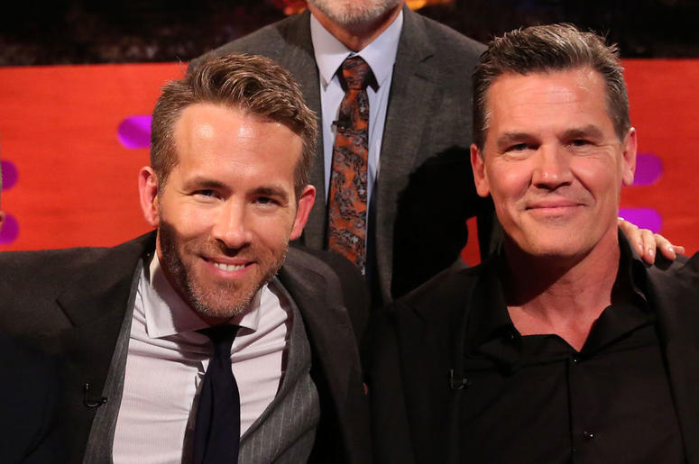Hollywood Stories  Ryan Reynolds   Josh Brolin Are Everywhere     Hollywood Stories  Ryan Reynolds   Josh Brolin Are Everywhere