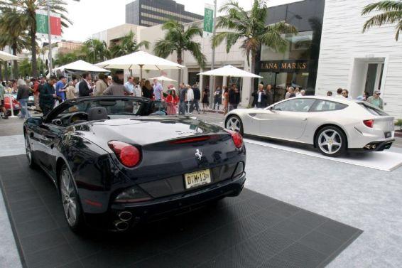 Ferrari California Spyder and FF
