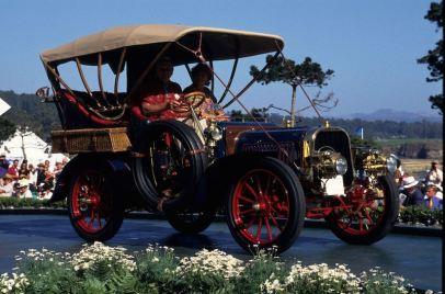 Pope Feature - 1904 Pope Toledo Type VI Rear Entrance Tonneau