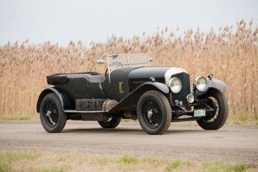 1929 Bentley 4.5-Litre Tourer by Vanden Plas