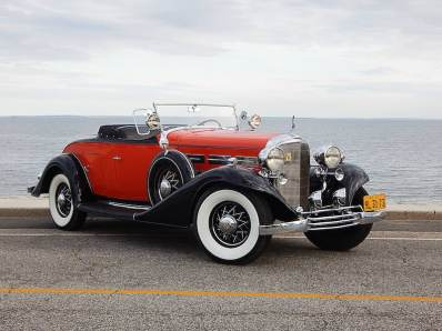 1933 Cadillac Series 355 Roadster