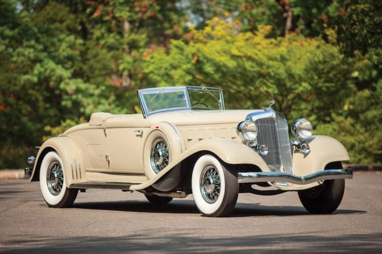 1933 Chrysler CL Imperial Convertible Roadster