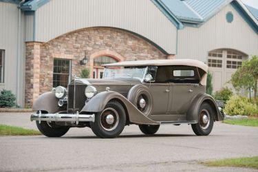 1934 Packard Eight Phaeton