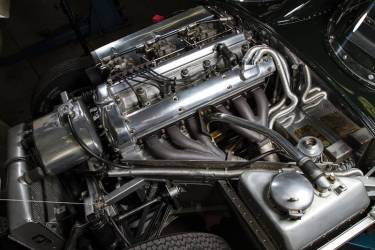 1955 Jaguar D-Type XKD530 Engine