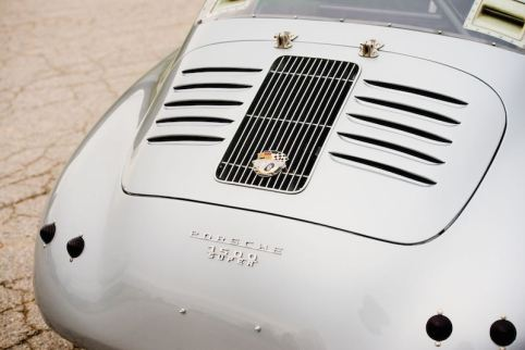 1955 Porsche 356 Emory Special Detail