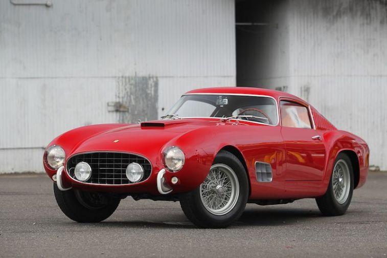 1957 Ferrari 250 GT Tour de France 14-Louver Berlinetta
