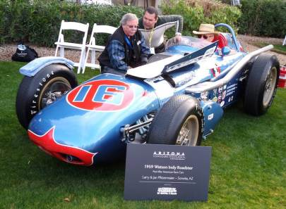 1959 Watston Indy Roadster (photo: Bob Golfen)