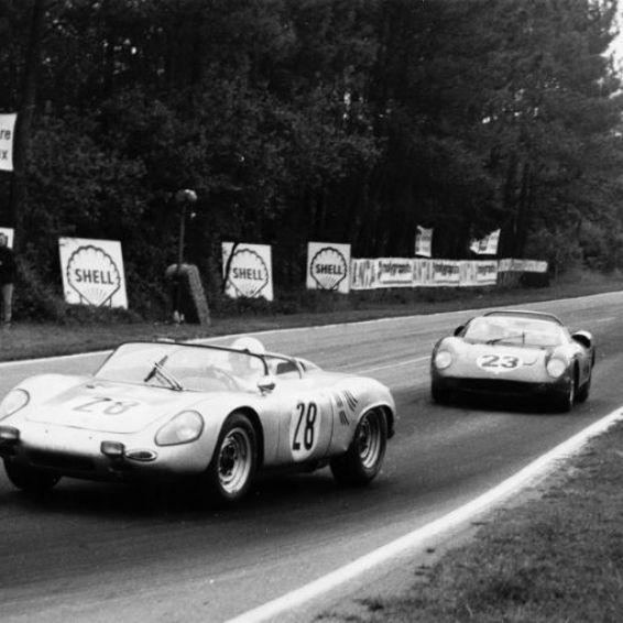 1963 Porsche 718 W-RS Spyder