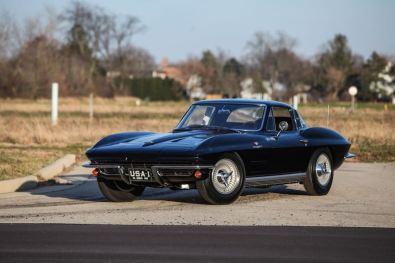 1964 Chevrolet Corvette Tanker Coupe