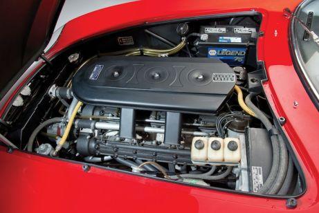 1967 Ferrari 275 GTB/4 N.A.R.T. Spider Engine