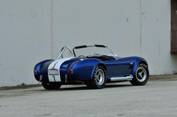 1967 Shelby 427 Cobra S/C (photo: David Newhardt)
