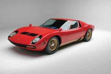 1971 Lamborghini Miura SV