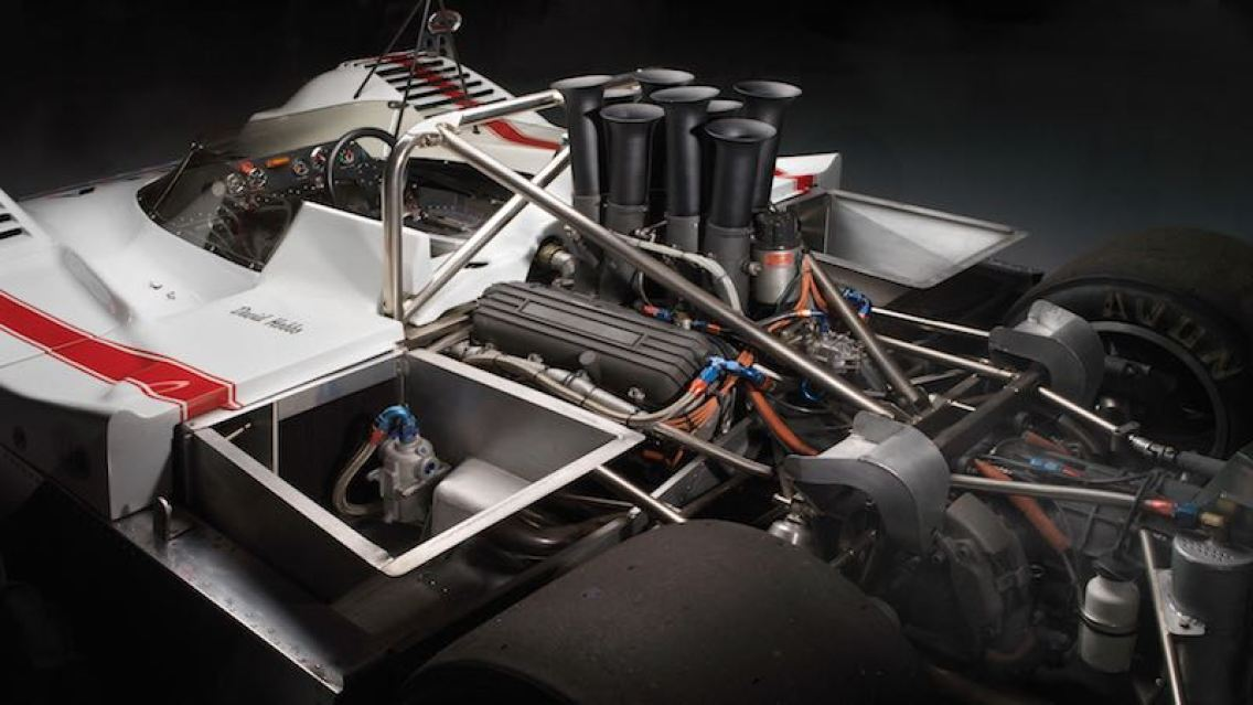 1972 Lola T310 Can-Am Engine