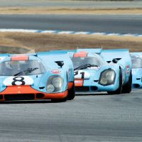 Porsche Rennsport Reunion V 2015 - Report and Photos