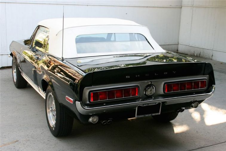 1968 Ford Mustang GT500 KR Convertible