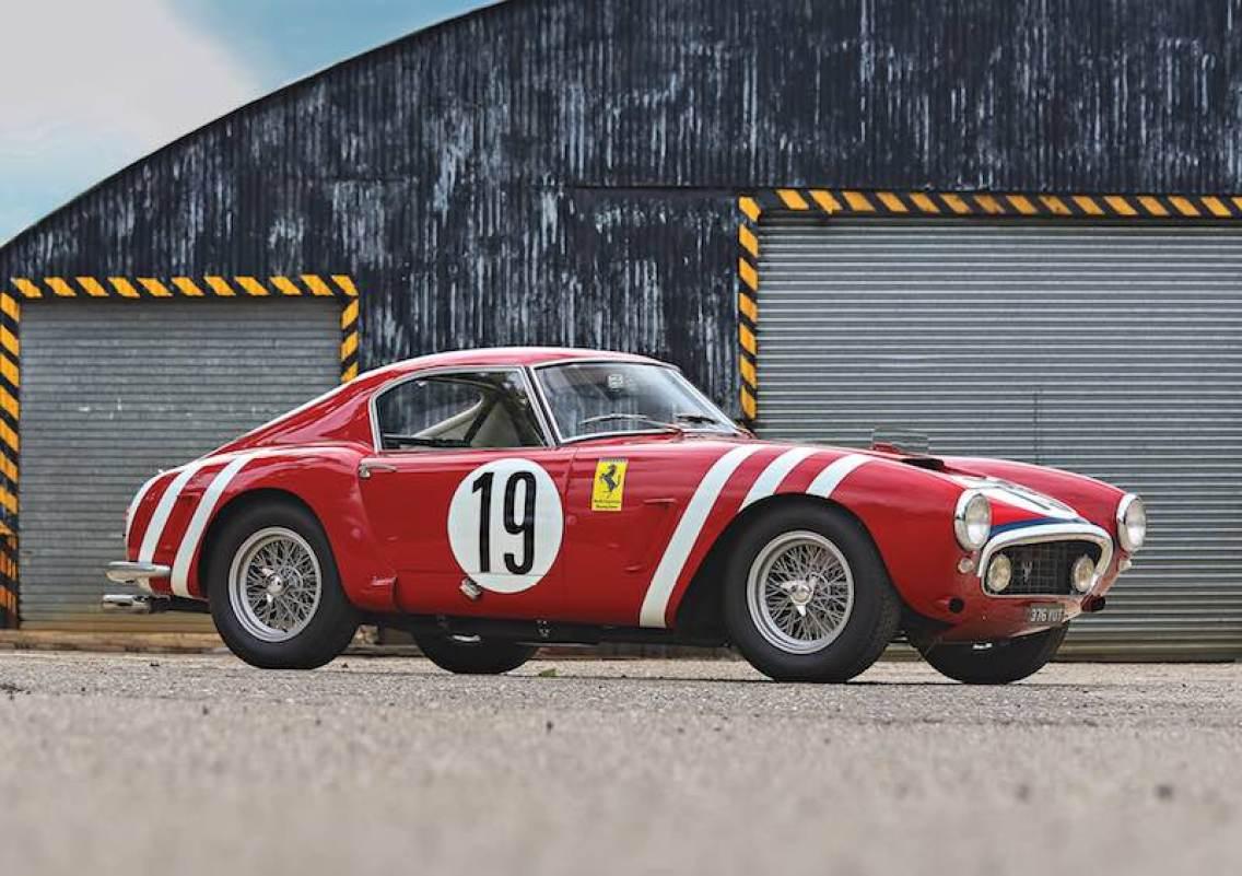1960 Ferrari 250 GT SWB Berlinetta Competizione, chassis 1759 GT (photo: Mathieu Heurtault)