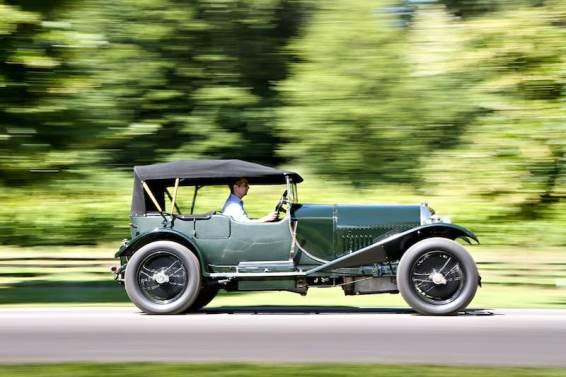 1927 Bentley 3 Litre Speed Model Sports Tourer (photo: Mathieu Heurtault)