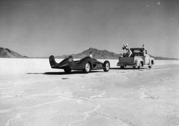 Etoile Filante - Bonneville Salt Flats