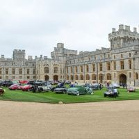 Windsor Castle Concours of Elegance 2016 - Report and Photos