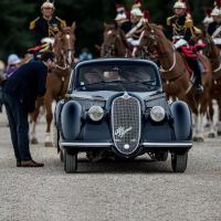 Chantilly Concours d'Elegance 2016 - Report and Photos