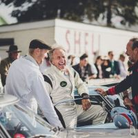 All Smiles at the Goodwood Revival - Photo Gallery