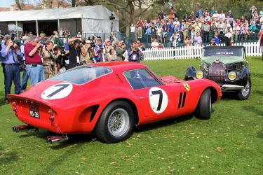 Best of Show Winners at Amelia Island Concours d'Elegance 2012