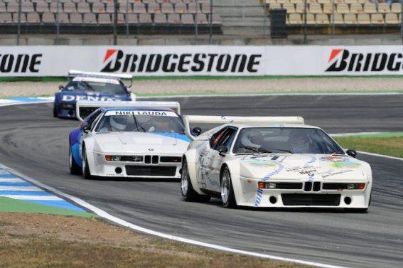 BMW M1 Procar at 2008 German Grand Prix