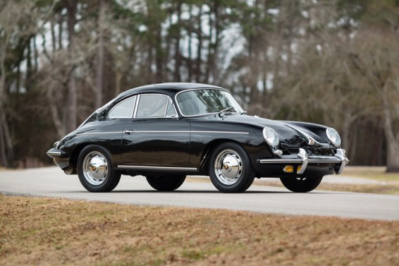 1963 Porsche 356 Carrera 2 Coupe