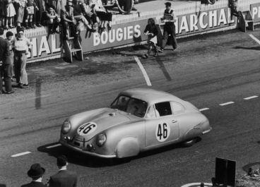 Porsche 356 SL Coupe, Le Mans 1951