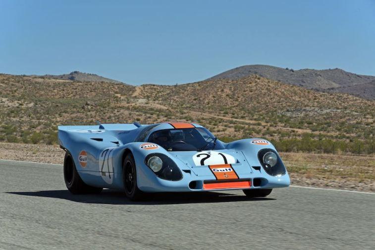 Gulf Porsche 917K
