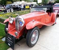 1937 AC 16/80 'Ace' Roadster (photo: Bob Golfen)