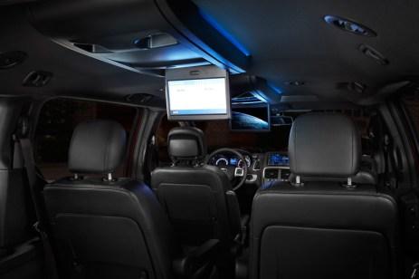 interior tv screen monitors