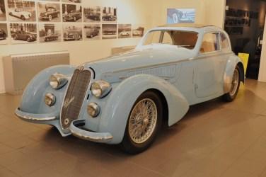 1938 Alfa Romeo 8C 2900 B Lungo