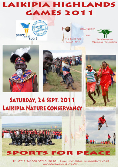 Laikipia Highland Games 2011