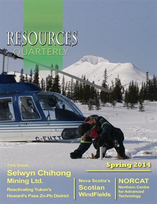 Resources Quarterly - Spring 2014