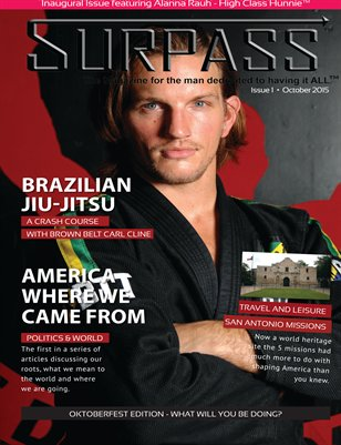 Surpass Magazine-October 2015