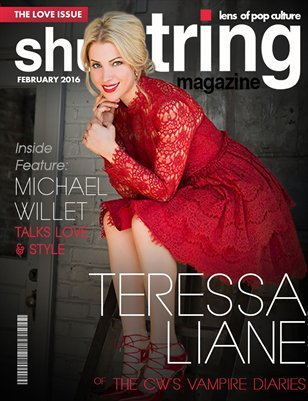 shuString Magazine The Love Issue 10