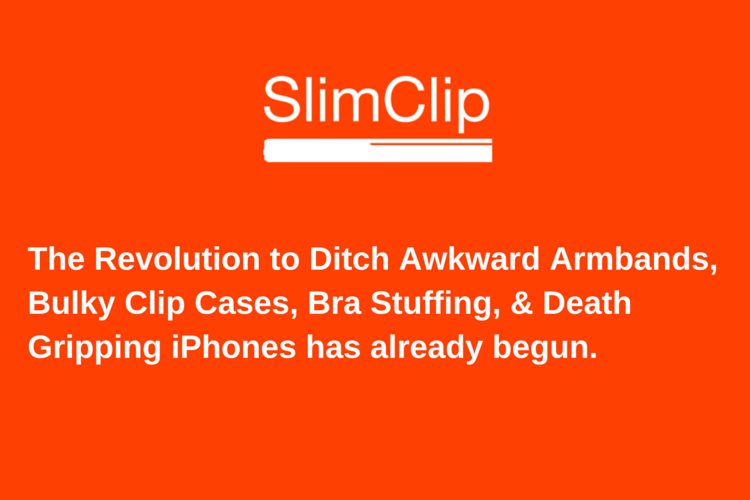 slimclip case for iphone 6 and 6s