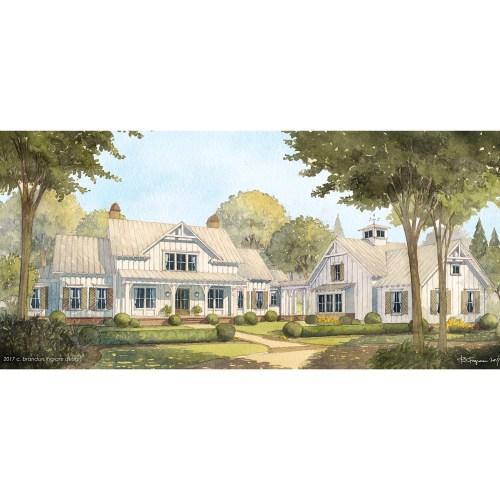 Medium Crop Of Modern Farmhouse Plans