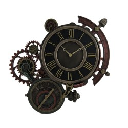 Small Crop Of Steampunk Wall Clock