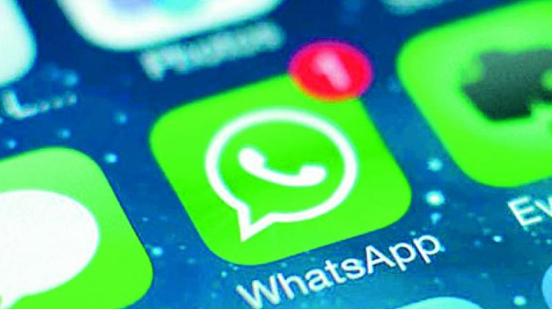 WhatsApp update  You can now ask Siri to read out your WhatApp msgs The update is 88 8MB in size and is available on the App store