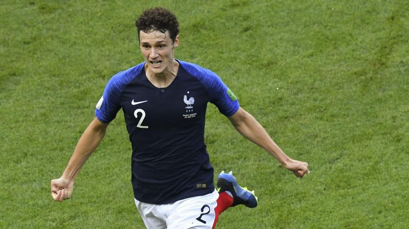 France s Benjamin Pavard to join Bayern Munich after Stuttgart     Bayern reportedly agreed the deal with Stuttgart before the World Cup   where the 22