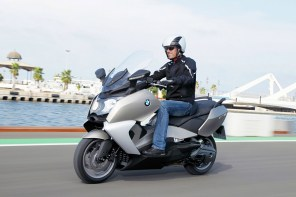Rumor: BMW to Expand Scooter Lineup with C 350