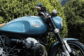 BMW R NineT MINI Superlaggera Concept