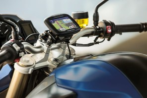 BMW Offering New GPS Option for Motorcycles