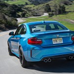 The BMW M2 & Carmel Valley Rd - a match made in heaven.