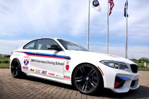 BMW Performance Center Enters the 2016 One Lap of America with an M2